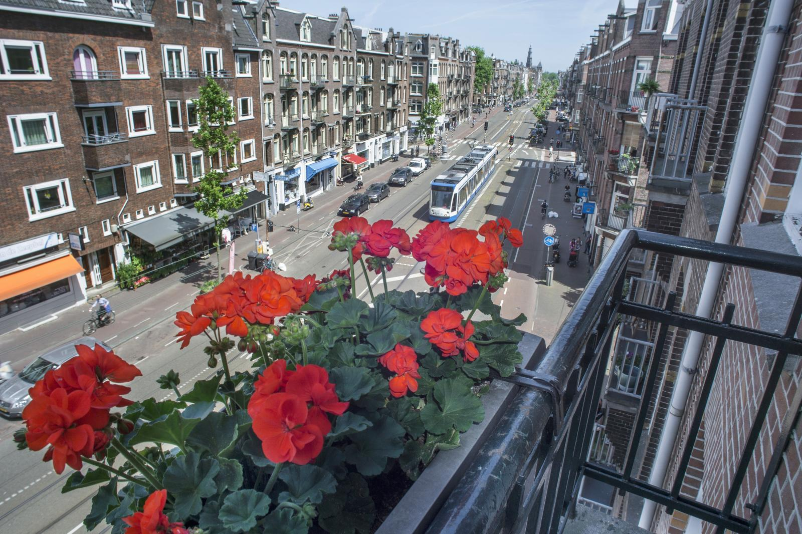 Chambre double avec jacuzzi   hôtel larende, amsterdam