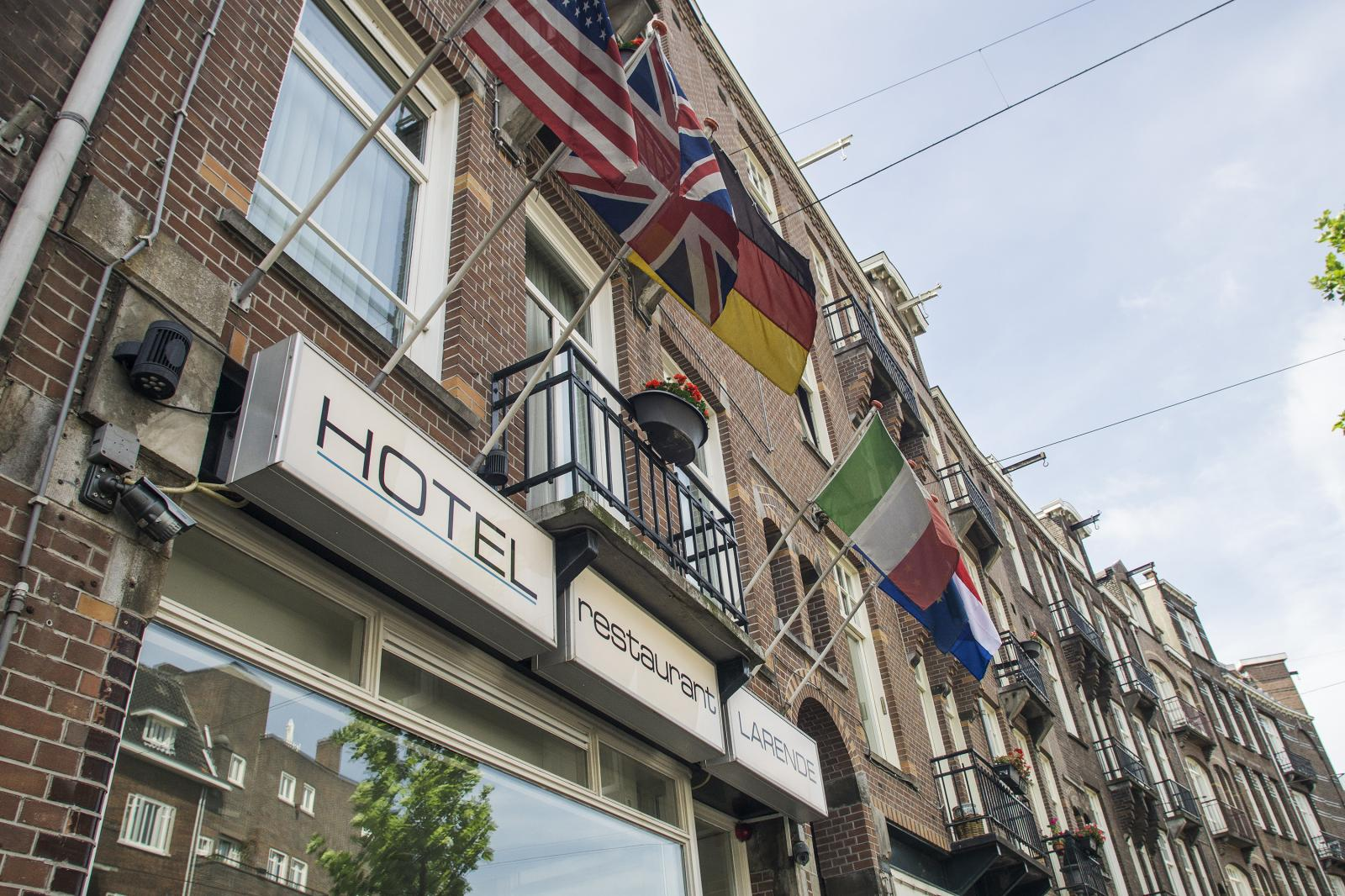 Hotel Larende Family Run Boutique Hotel In Amsterdam